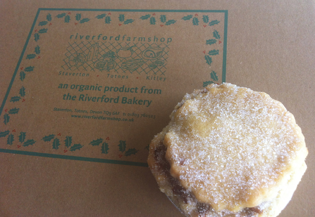 Riverford mince pies