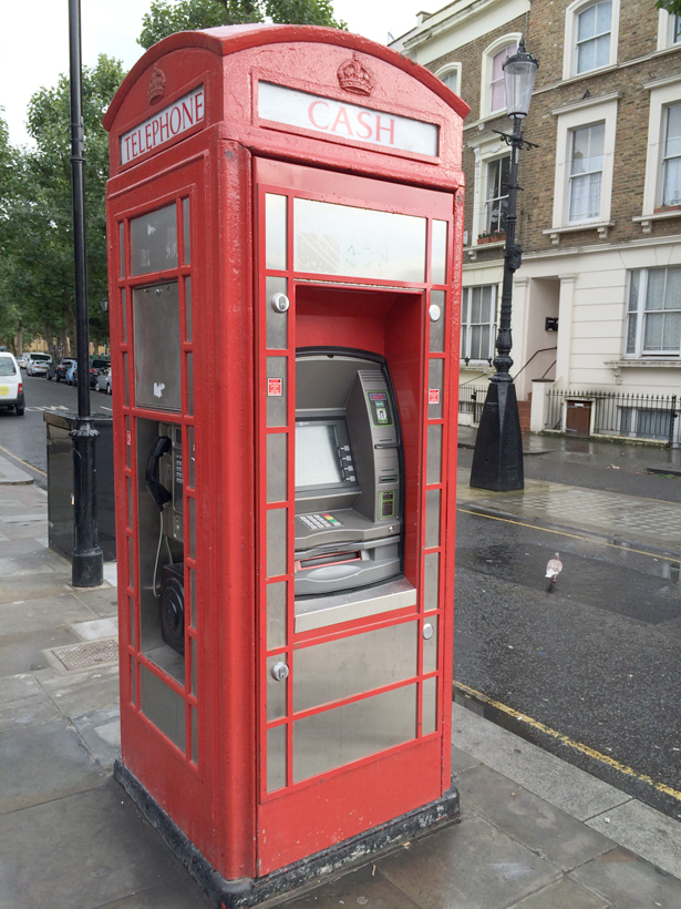 A phone call or some cash?
