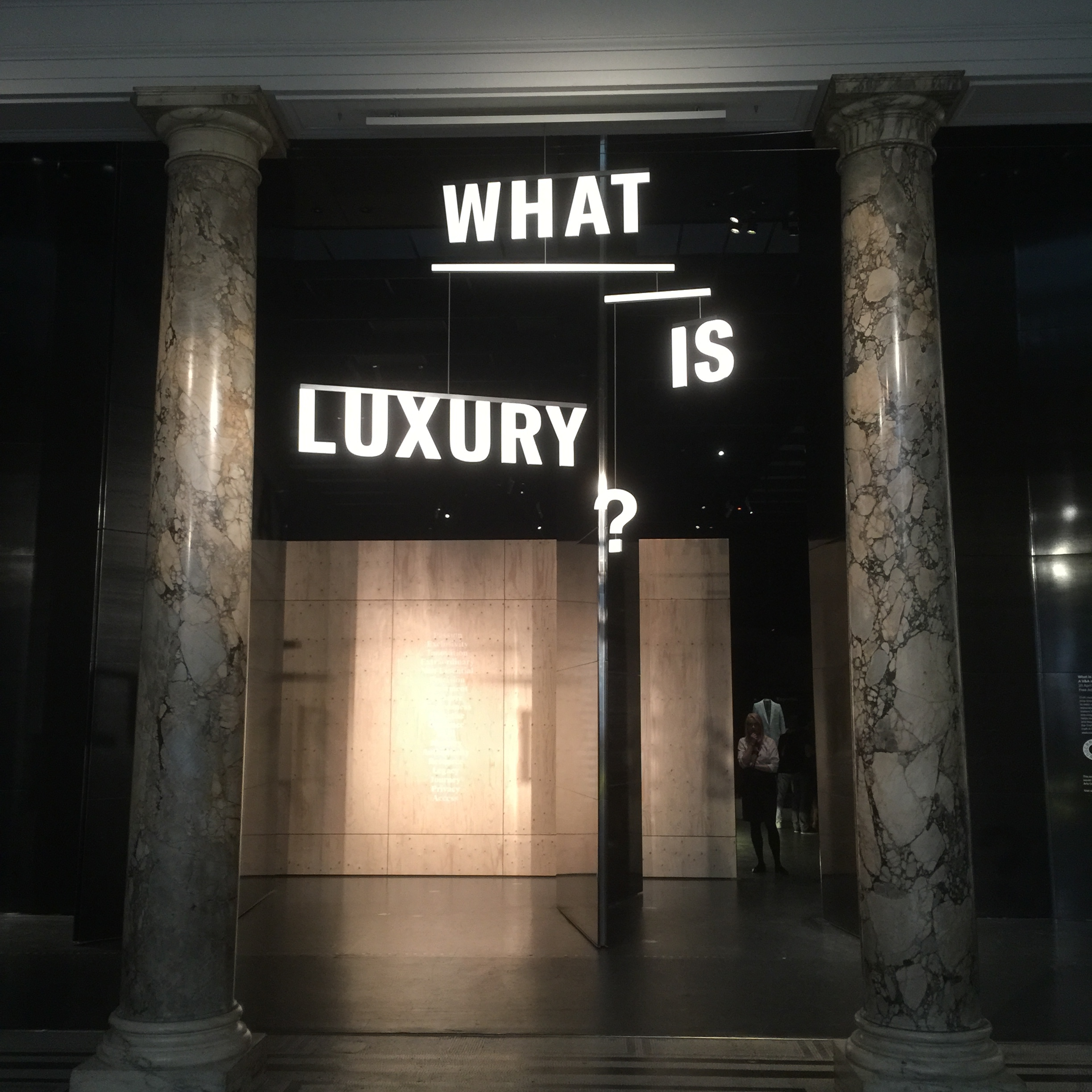 What is Luxury to you?