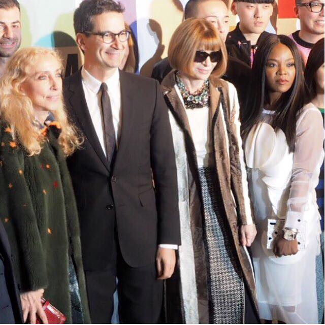 Petit Tribe in Milan: an unforgettable night with Vogue Italia & Anna Wintour