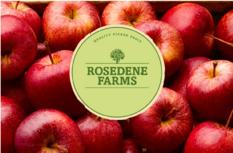 The Rosedene Brand Apple Falls too Far from the Tree