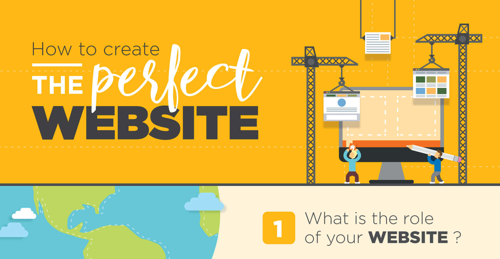 How to Create the Perfect Website